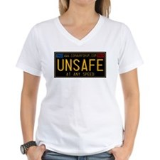 UNSAFE Vintage Plate Shirt
