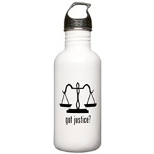 Justice Water Bottle