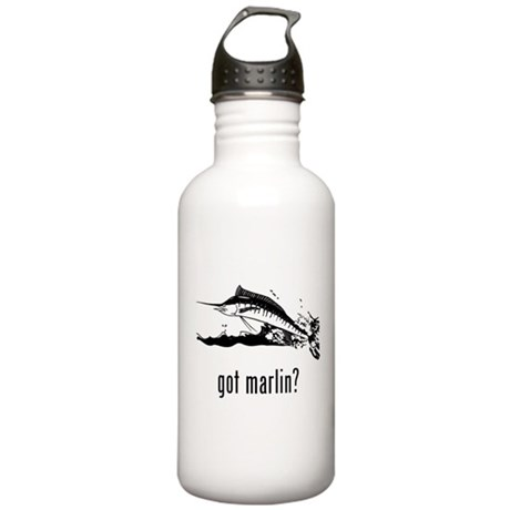 Marlin Stainless Water Bottle 1.0L