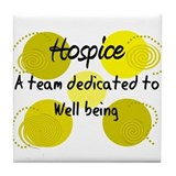 Hospice II Tile Coaster