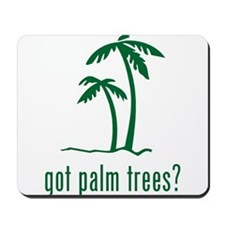 Palm Trees Mousepad