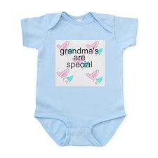 GRANDMA'S ARE SPECIAL  Infant Creeper