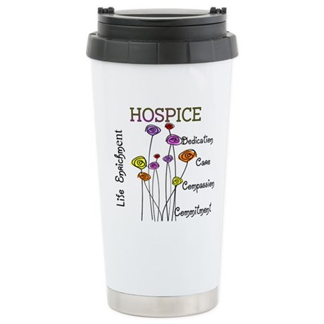 HOSPICE Ceramic Travel Mug