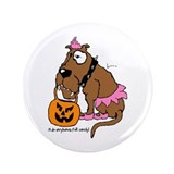 "Dog Anything For Candy 3.5"" Button"