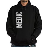 Medic (vertical) Hoodie