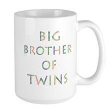 Big Brother of Twins Mug