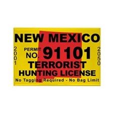 New Mexico Rectangle Magnet (10 pack)