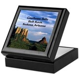 Red Rock Country Keepsake Box