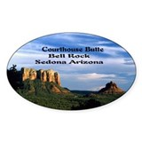 Red Rock Country Decal