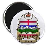 Alberta Shield Magnet