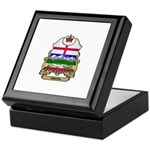 Alberta Shield Keepsake Box