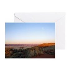 Sunset Namib Desert Greeting Cards (Pk of 20)
