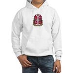 Newfoundland Shield Hooded Sweatshirt