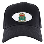 Saskatchewan Shield Black Cap