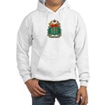Saskatchewan Shield Hooded Sweatshirt