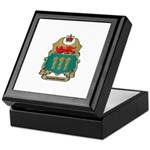 Saskatchewan Shield Keepsake Box