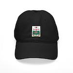 Manitoba Shield Black Cap