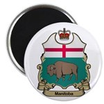 Manitoba Shield Magnet