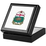 Manitoba Shield Keepsake Box