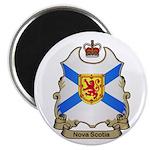 Nova Scotia Shield Magnet