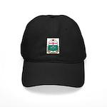 Ontario Shield Black Cap
