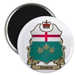 Ontario Shield Magnet