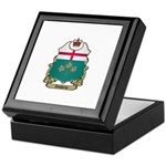 Ontario Shield Keepsake Box