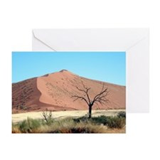Namib Desert Dune Greeting Cards (Pk of 20)
