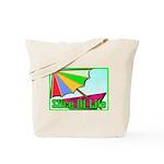 Travel Club Tote Bag