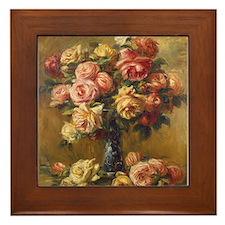 Renoir Framed Tile
