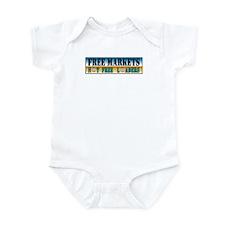 Free Markets Infant Bodysuit