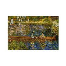 Cool Renoir Rectangle Magnet