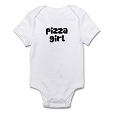 Pizza Girl Infant Creeper