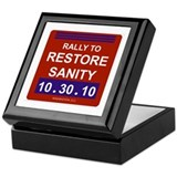 Unique Restore sanity Keepsake Box