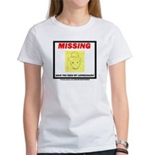 Missing Leprechaun Tee