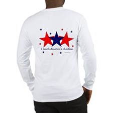 """America's Children"" Long Sleeve T-Shirt"