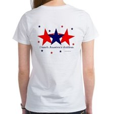 """America's Children"" Women's T-shirt"