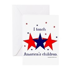"""America's Children"" Cards (Pk of 10)"