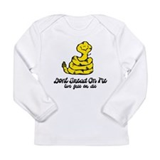 DTOM Snake Long Sleeve Infant T-Shirt