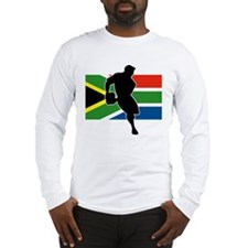 Rugby South Africa Long Sleeve T-Shirt