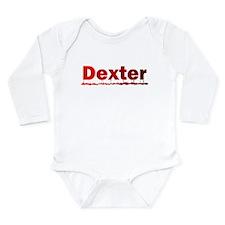 Dexter Long Sleeve Infant Bodysuit