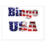 Bingo USA Small Poster