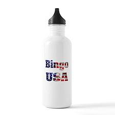 Bingo USA Sports Water Bottle