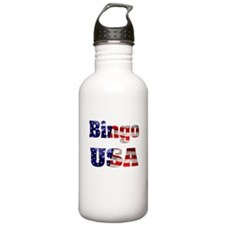 Bingo USA Water Bottle