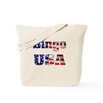 Bingo USA Tote Bag