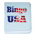 Bingo USA Infant Blanket