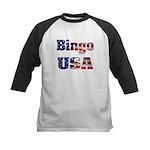 Bingo USA Kids Baseball Jersey