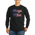Bingo USA Long Sleeve Dark T-Shirt