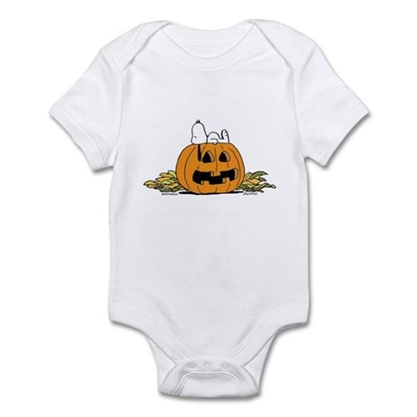 Pumpkin Patch Lounger Infant Bodysuit