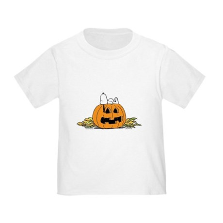 Pumpkin Patch Lounger Toddler T-Shirt